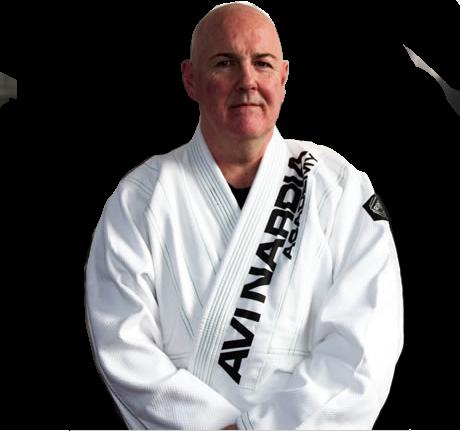 Sam Markey Chief Instructor KAPAP UK