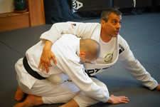 Brazillian Jui Jutsi drills with Sensei Avi Nardia and Sensei Ken Akiyama KAPAP USA