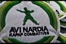 Avi Nardia combatitives badges